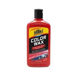 واکس رنگی فرمول وان مدل 688690 - خودرو قرمز